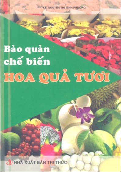 Bảo quản chế biến hoa quả tươi