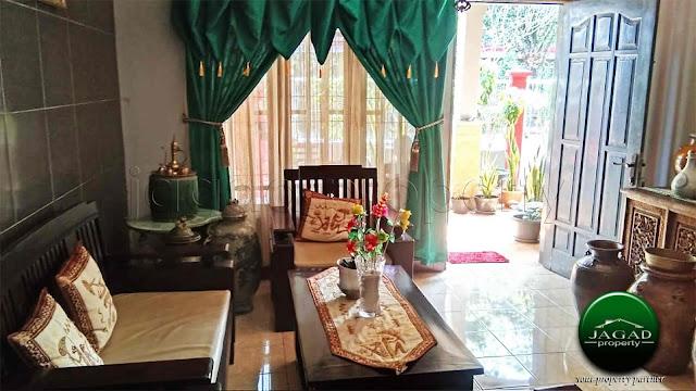 Rumah di Timoho dekat Balai Kota Jogja