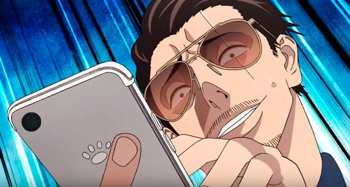 Gokushufudo: Yakuza amo de casa - anime - Netflix