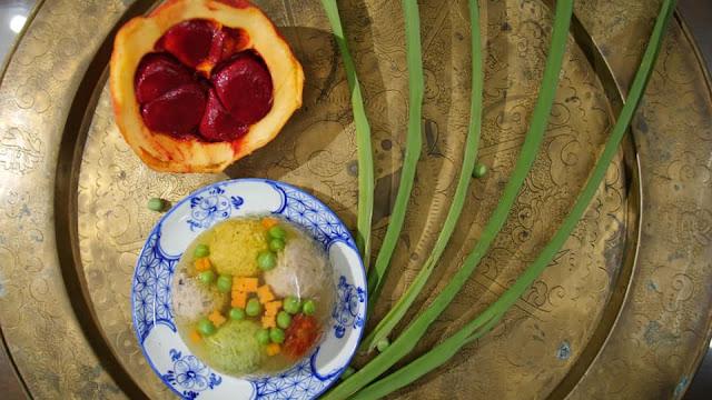 Mọc Vân Ám - Món ăn khai xuân của người Hà Nội xưa