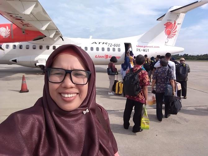 Wings Air Tetap Beroperasi di Husein Sastranegara Bandung