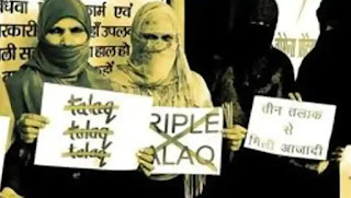Union Cabinet approves ordinance to make instant 'Triple Talaq' a penal offence.