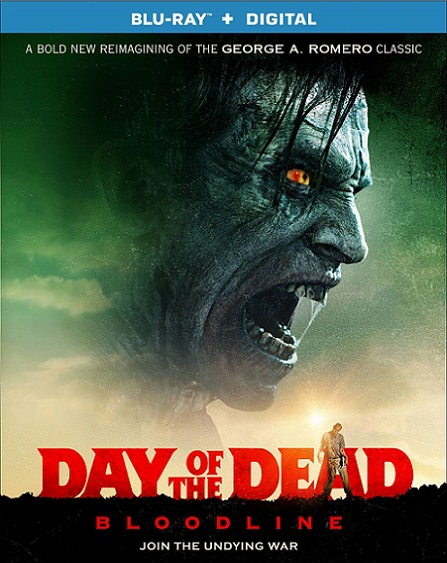 Day of the Dead: Bloodline (2018) m1080p BDRip 7.2GB mkv Dual Audio DTS 5.1 ch