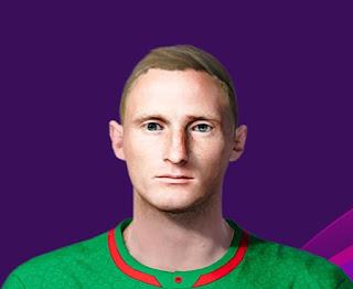 PES 2020 Faces Vladislav Ignatjev by Korneev