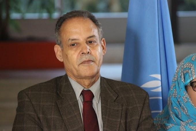 """""""Los esfuerzos de Köhler han sido saboteados principalmente por Francia"""", Mhamad Jadad."""