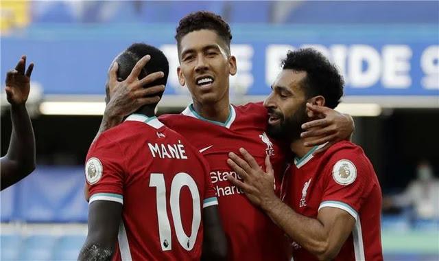 Liverpool defender warns Real Madrid of Mohamed Salah, Mane and Firmino