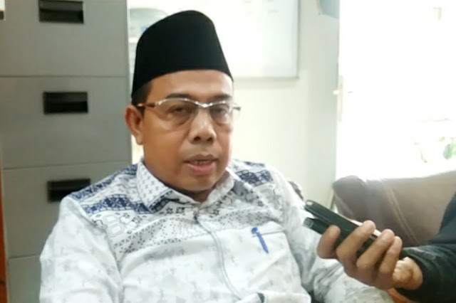 M Sanusi Mundur dari KPU Provinsi Jambi