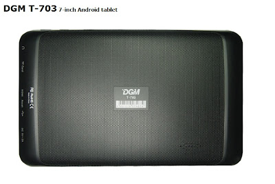 DGM T-703 tablet