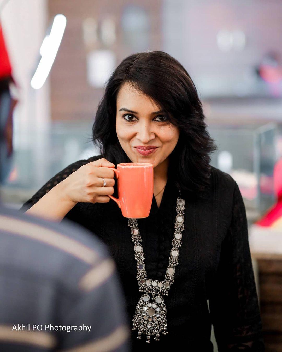 South Indian Actress Lena Photos