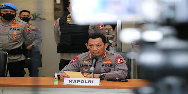 Mengejutkan, Kapolri Ingin Tarik 56 Pegawai KPK Tak Lolos TWK jadi ASN Polri