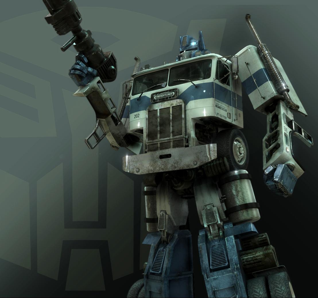 Optimus Prime Wallpaper Hd: TRANSFORMERS MATRIX WALLPAPERS: Optimus Prime G1 3D