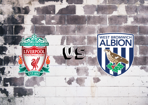 Liverpool vs West Bromwich Albion  Resumen y Partido Completo