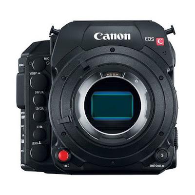 Canon EOS C700 FF Firmware最新ドライバーをダウンロードします