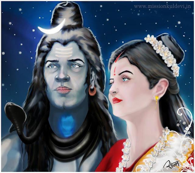 aadishakti: the power of shiva