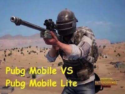 Pubg Mobile Lite VS Pubg Mobile Which game is better-popularity,downloads,graphics,rating,users,size,abilities,glitch and hacker,map,match time