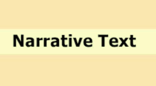Narrative Text : Pengertian, Jenis, Generic Structure dan Contoh Soal