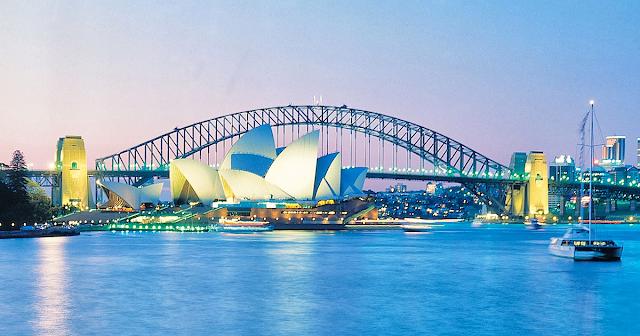 Wisata Australia Terbaik