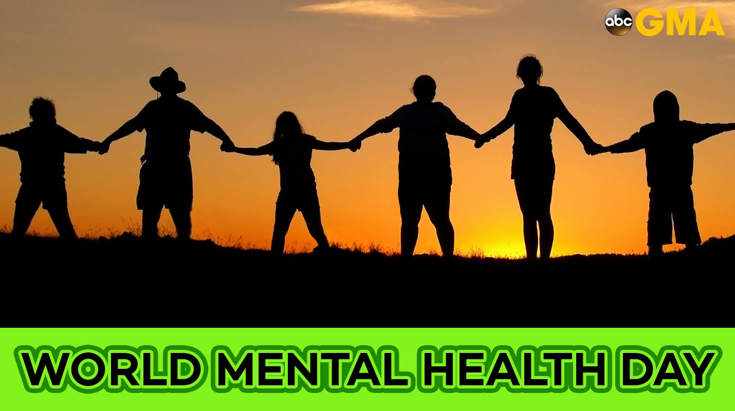 World Mental Health Day Wishes for Whatsapp