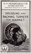 Dressing And Packing Turkeys For Market (1932)