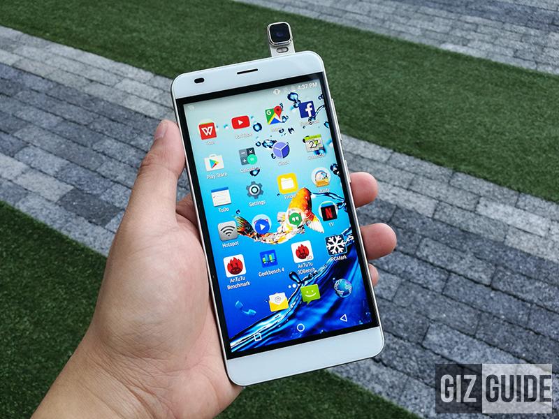 Christmas Raffle 2: Kata Selfie Smartphone!