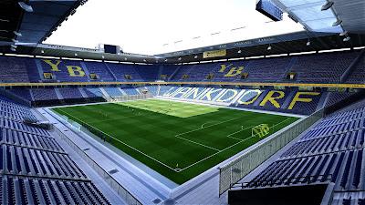 PES 2021 Stadium Stade de Suisse