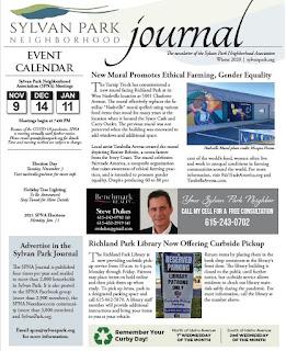 SPNA newsletter