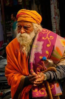 hindu sant in ayodhya