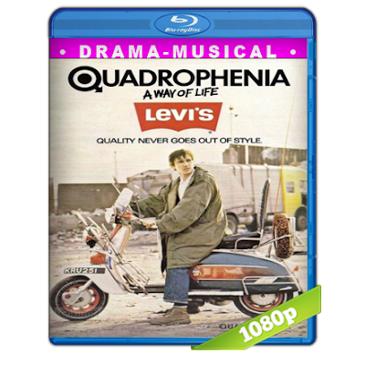 Quadrophenia (1979) BRRip Full 1080p Audio Trial Latino-Castellano-Ingles 5.1