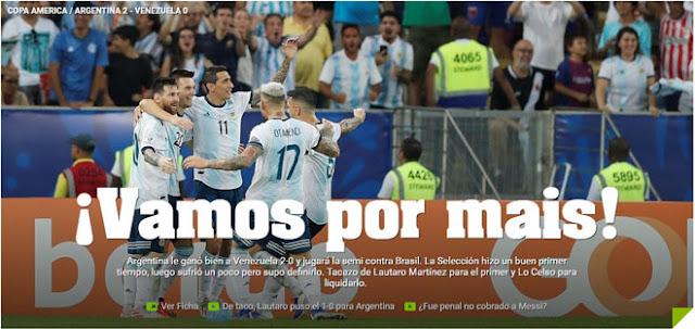 """Brazil gọi, Argentina trả lời: Báo nhà """"hù dọa"""" đối thủ, dấu hỏi Messi"""