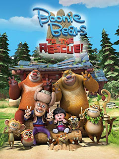 Boonie Bears To The Rescue 2019