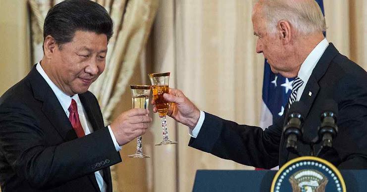 Xi acha Biden e os EUA uns decadentes raciais que serão dominados pela raça amarela