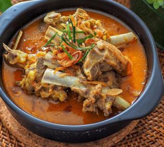 masakan Jawa Tengah