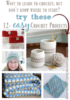 EASY Crochet projects