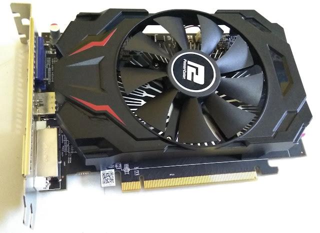 VGA Powercolor Radeon R7 250 2GB DDR5 128Bit