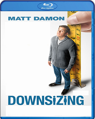 Downsizing [2017] [BD25] [Latino]