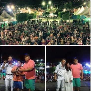 """Carnaval de São João do Tigre é iniciado com o """"Zé Pereira""""; prefeito comemora evento"""