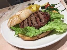 Hamburguesa de Bi Sister en Pamplona