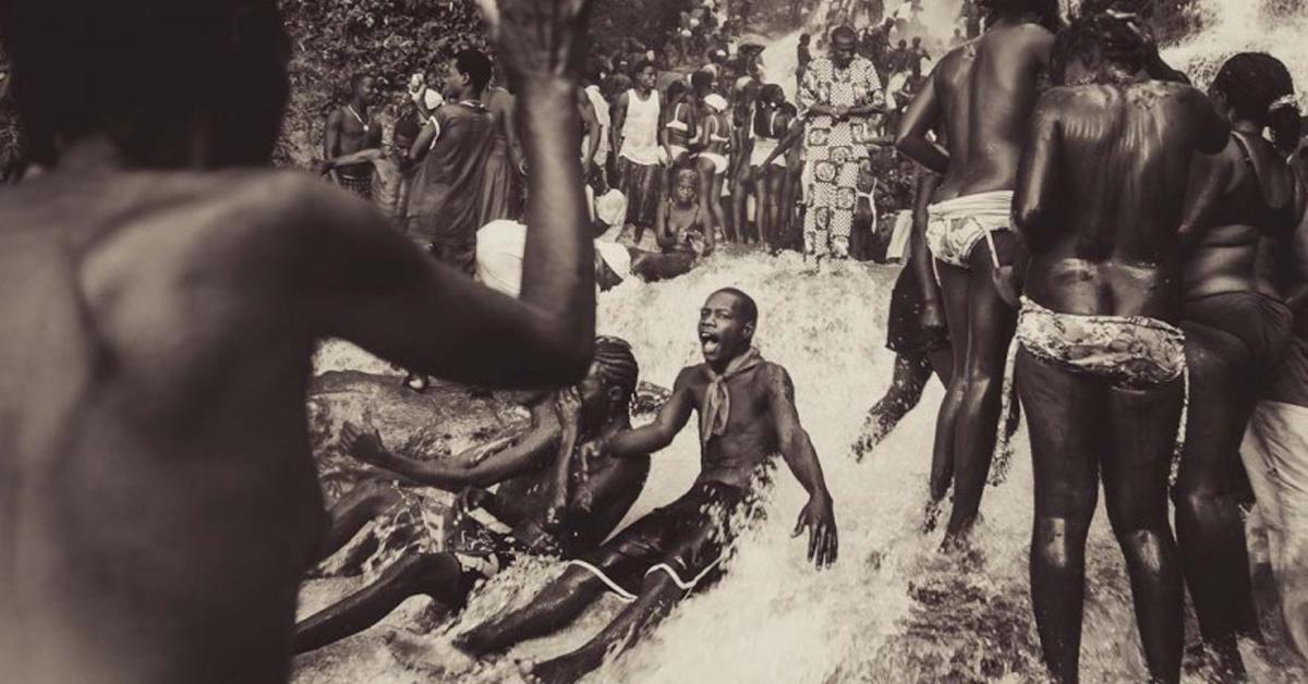 voodoo, ritual do rio
