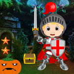 Play Games4King Knight Rescue