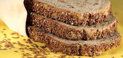 Aliméntate con semillas lino