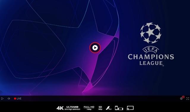 UEFA Champions League en vivo