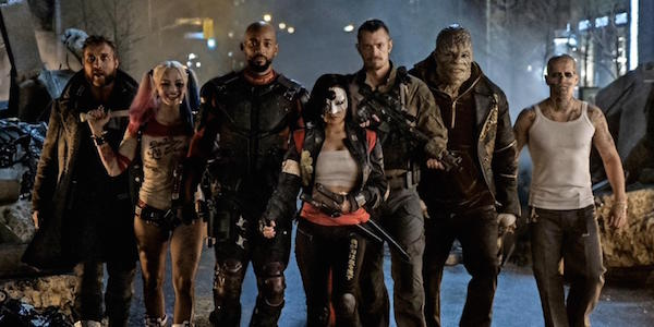 Suicide Squad streaming italiano gratis
