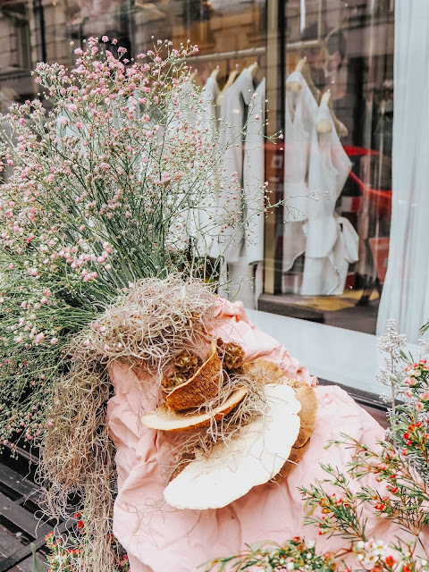Chelsea in Bloom 2019 Rag & Bone Floral Display