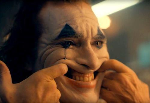 El Joker interpretado por el actor Joaquin Phoenix