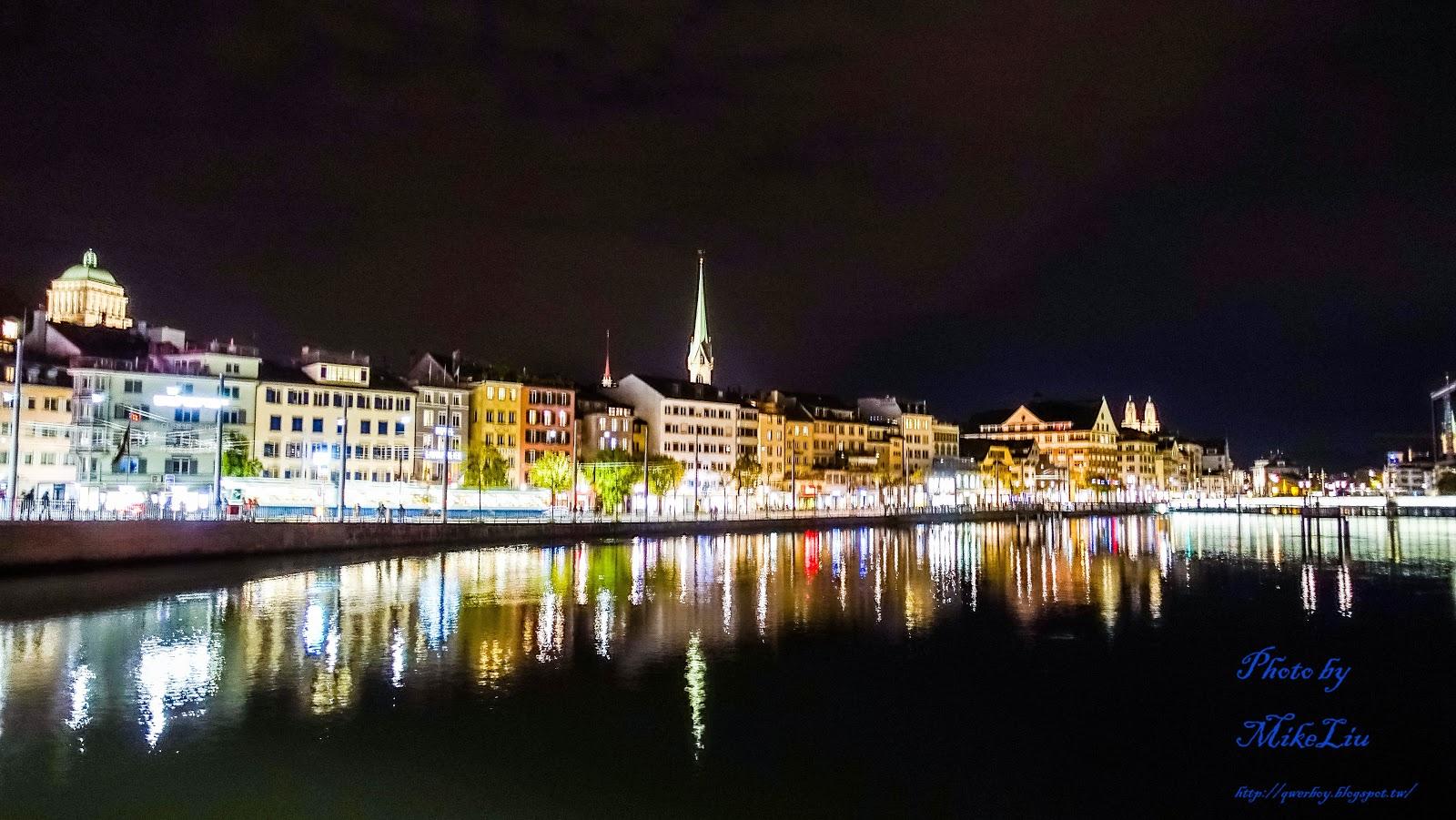 [瑞士]蘇黎世城區慢遊及Langstrasse紅燈區 - 麥克愛旅行