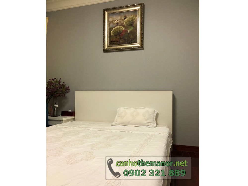 BÁN căn hộ 3PN, 157m2 nội thất siêu đẹp tại The Manor 1 HCM - hình 11