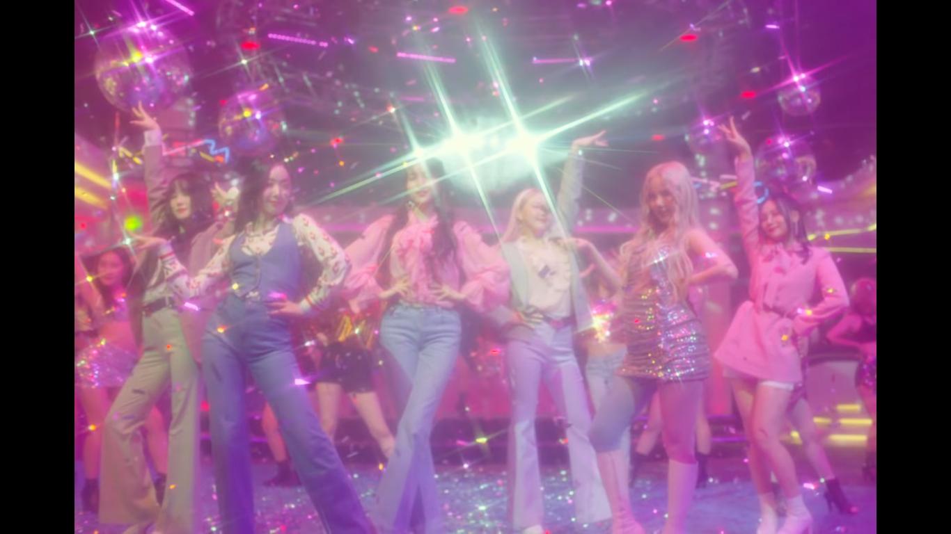 GFRIEND Presents Retro Disco Music on The 2nd MV Teaser of 'MAGO'