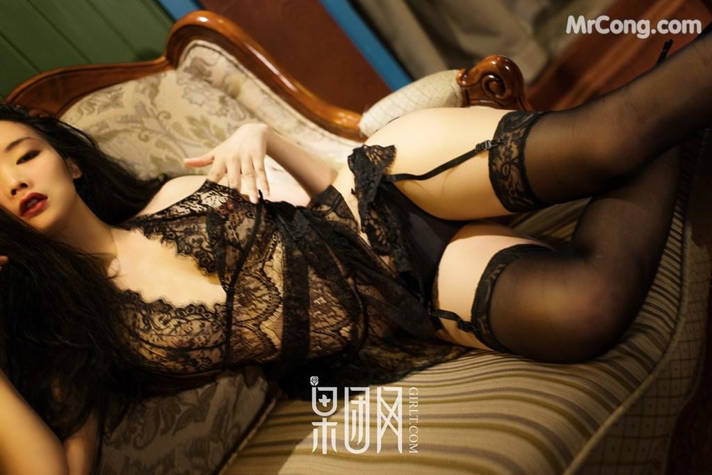 Image GIRLT-No.071-EMILY-MrCong.com-009 in post GIRLT No.071: Người mẫu EMILY (54 ảnh)