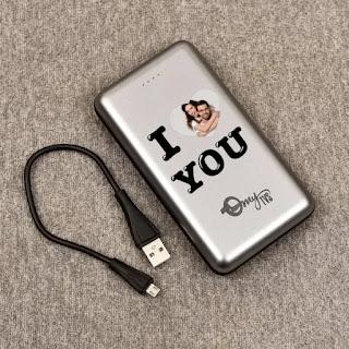Power Bank Cinta Sebagai Kado Valentine