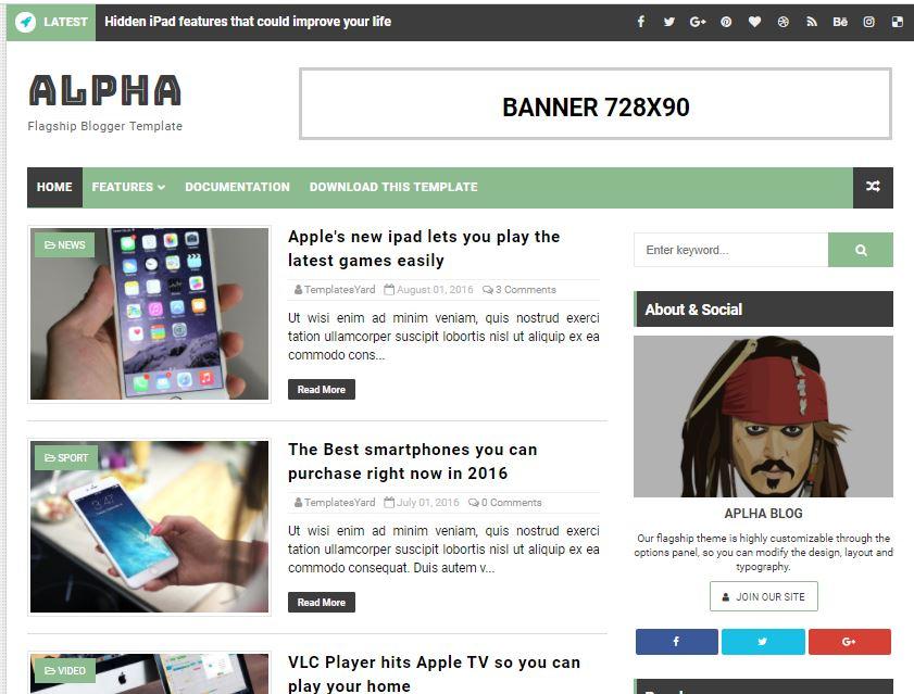 Alpha-premium-version-responsive-blogger-template-free-download
